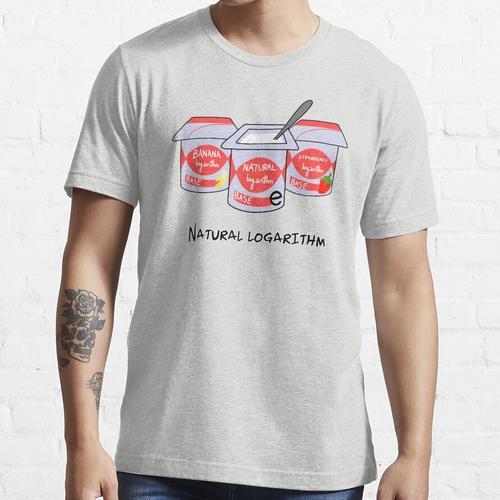 Natürlicher Logarithmus Essential T-Shirt