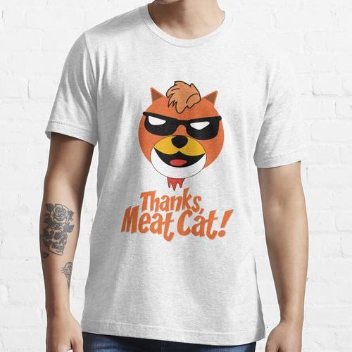 Danke, Fleischkatze! Essential T-Shirt