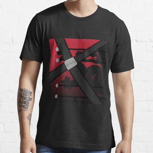 verschiedene Drucke Essential T-Shirt