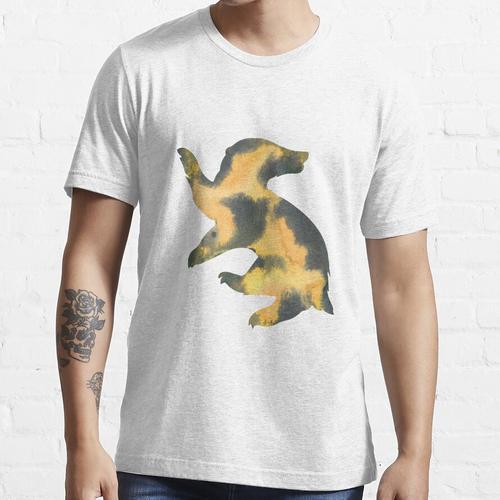 Hausdachs Aquarell Essential T-Shirt