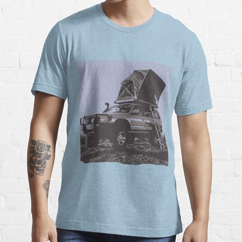 Toyota Dachzelt Essential T-Shirt