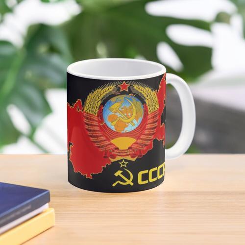 CCCP - Die Sowjetunion Tasse