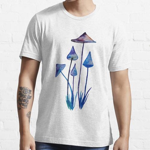 Zauberpilze, Zauberpilze Essential T-Shirt