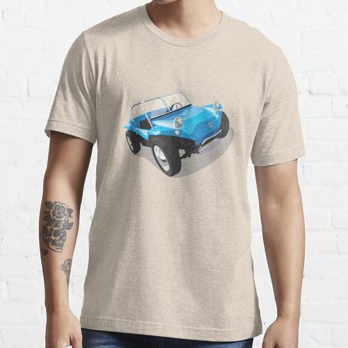 Strand-Buggy-Blau Essential T-Shirt