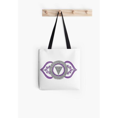 Thirdeye Chakra Symbol Tasche