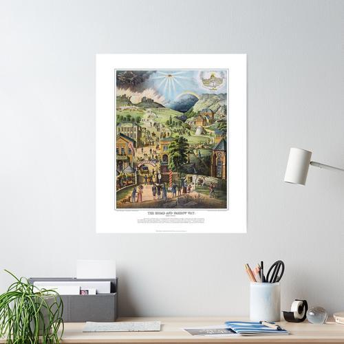 von Stuttgart Poster