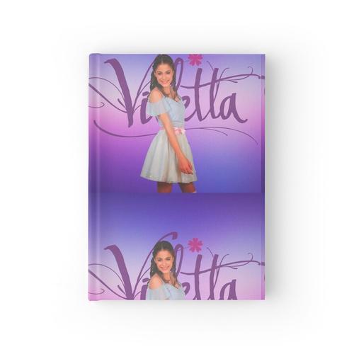 Violetta Notizbuch