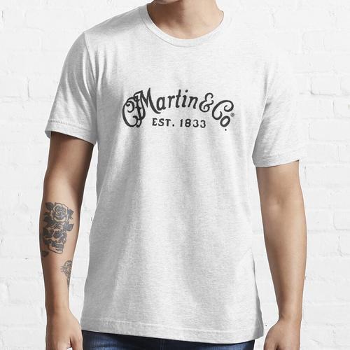 Martin & Co. Aufkleber Essential T-Shirt