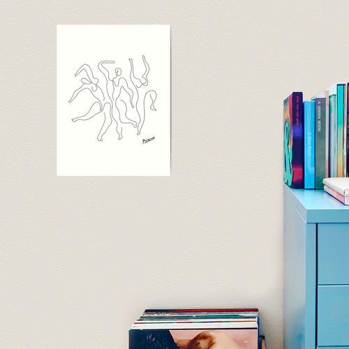 PICASSO Kunstdruck