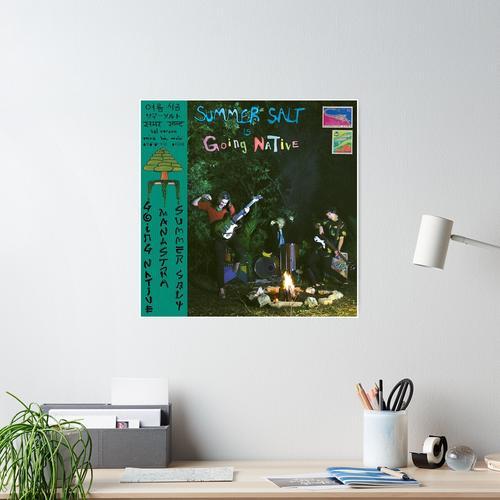 Sommersalz Poster