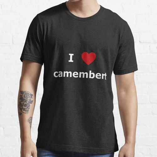 Ich mag Camembert Essential T-Shirt
