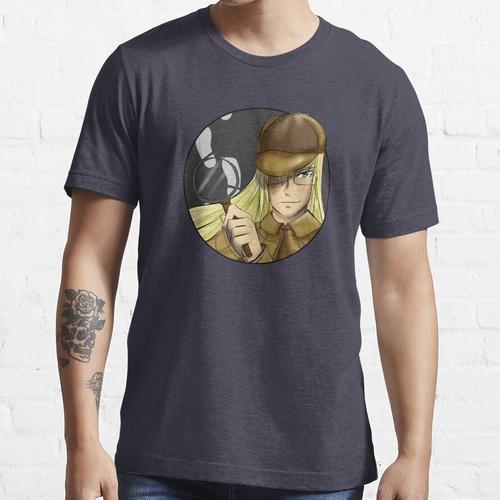 Detektiv-Detektiv-Logo Essential T-Shirt
