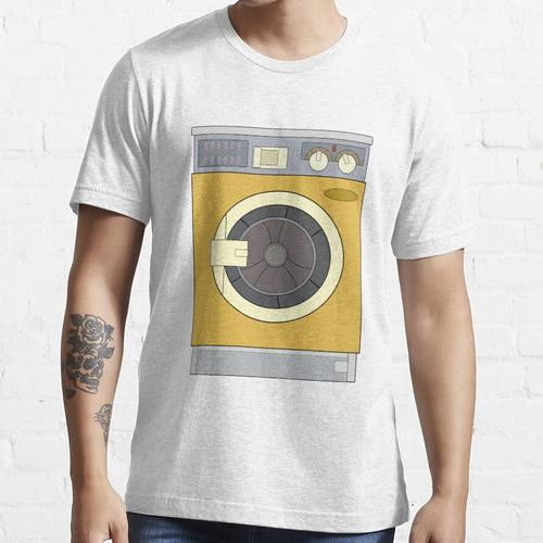 Retro Waschmaschine Essential T-Shirt