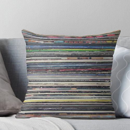 Vinylstapel Kissen