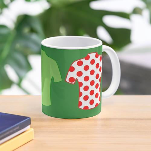 Tour de France Trikots Tasse