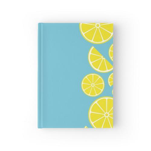 Zitrone Zitrone Zitrone Notizbuch