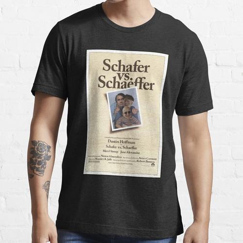 Schaefer vs. Schaeffer Essential T-Shirt