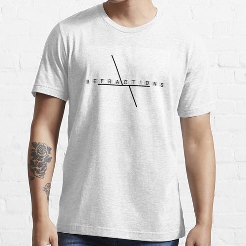 Refraktionslogo Essential T-Shirt