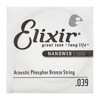 Elixir .039 Western Guitar Ph.