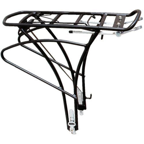 FOX PARTS Fahrrad-Gepäckträger, 3-fach Strebe schwarz Rad-Ausrüstung Radsport Sportarten Fahrrad-Gepäckträger