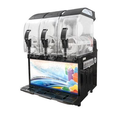 "Crathco I-PRO 3M Frozen Drink Machine w/ (3) 2 9/10 gal Bowls, 23""W, 115v"
