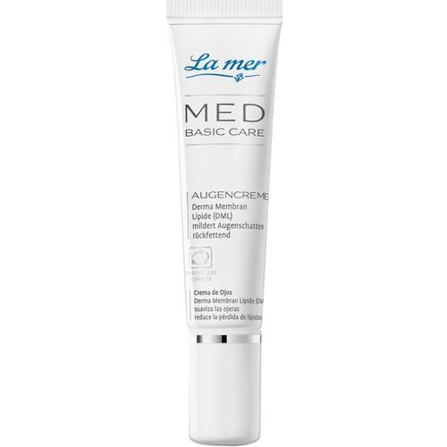 La mer Med Basic Care Augencreme 15 ml (parfümfrei)