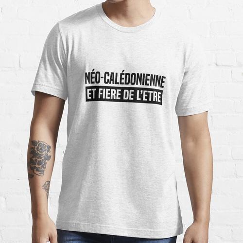 New Caledonian und stolz auf sie Essential T-Shirt