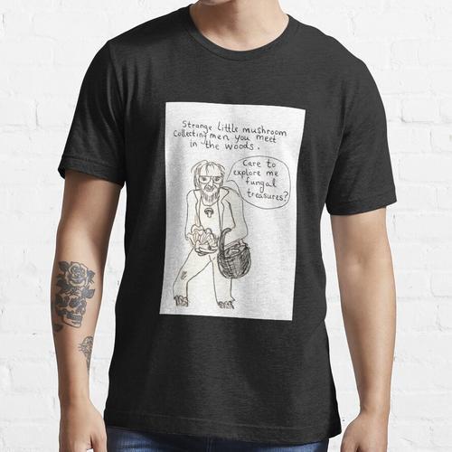 Pilzsammler Essential T-Shirt