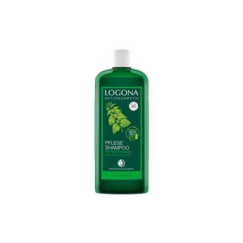 Logona Haarpflege Shampoo Pflege Shampoo Bio-Brennnessel 500 ml
