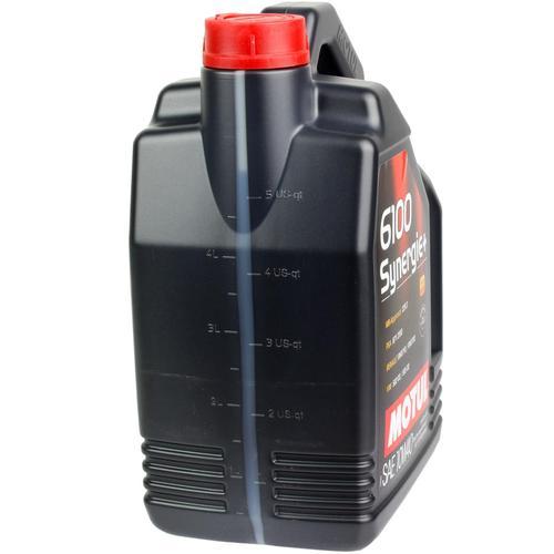 5l Motul 6100 Synergie+ 10w40 Öl Motoröl Porsche Bmw Vw Mb 229.3 108647