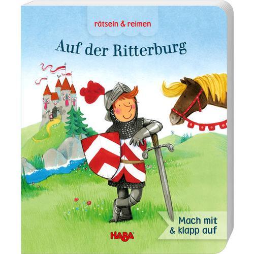 HABA rätseln & reimen – Auf der Ritterburg, bunt