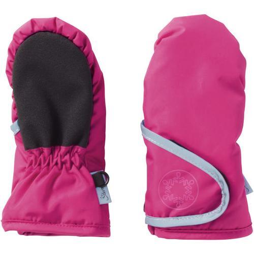 JAKO-O Baby-Fäustel ohne Daumen, pink, Gr. 1