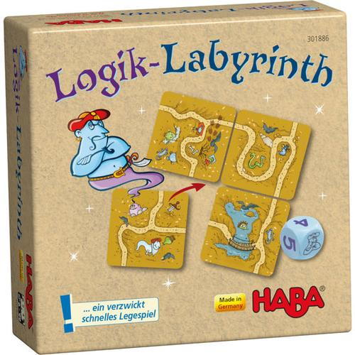 HABA Logik-Labyrinth, bunt