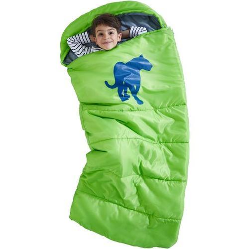 JAKO-O Schlafsack, grün