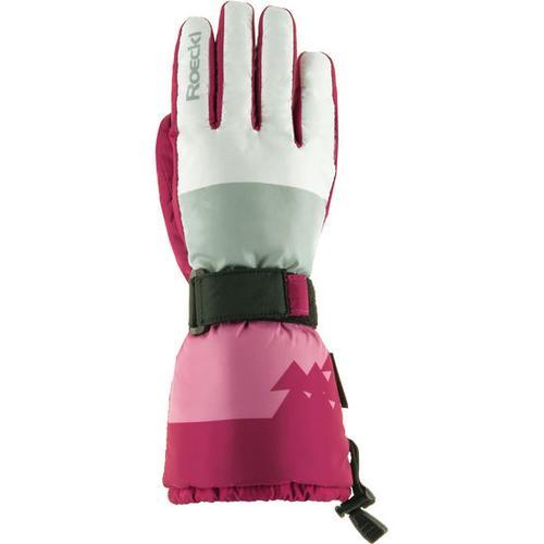 Fingerhandschuh Roeckl, pink, Gr. 7