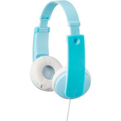 Kinder-Stereokopfhörer, blau