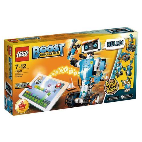 LEGO® Boost Programmierbares Roboticset 17101, bunt