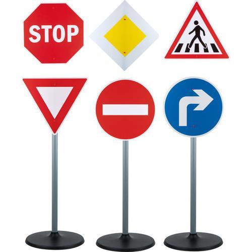 JAKO-O Verkehrszeichen-Set, bunt