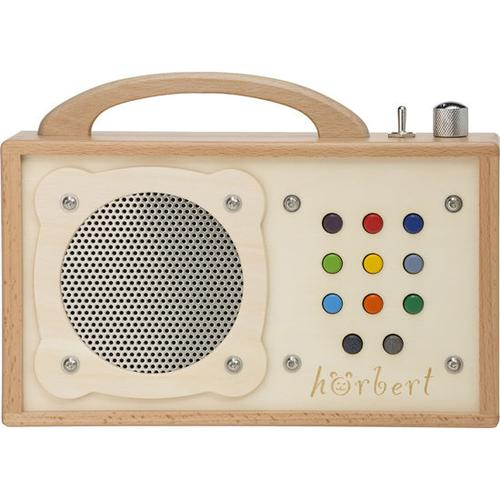 MP3-Player hörbert, bunt