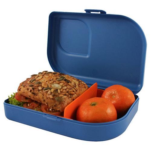 Brotbox Nana, blau
