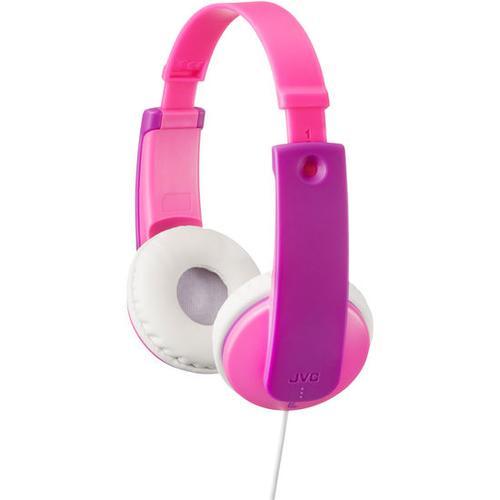 Kinder-Stereokopfhörer, pink