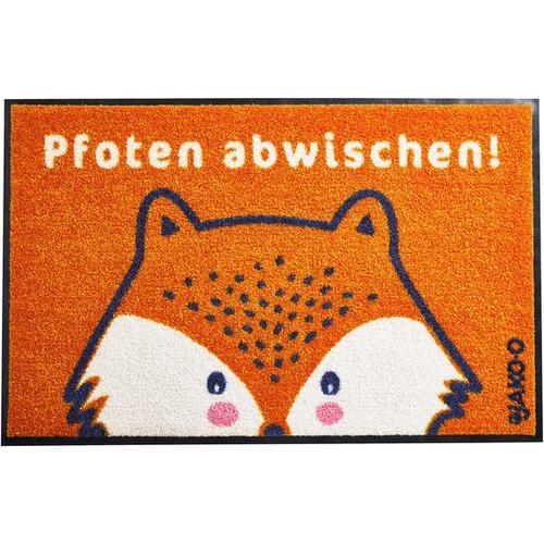 JAKO-O Schmutzfangmatte, orange