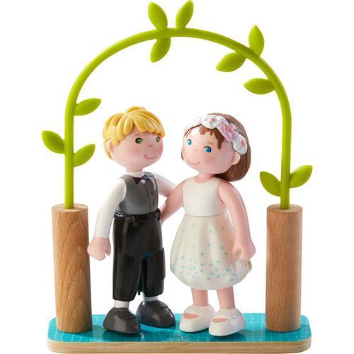 HABA Little Friends – Brautpaar, bunt