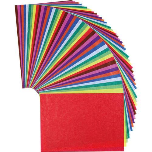 JAKO-O Transparentpapier, bunt