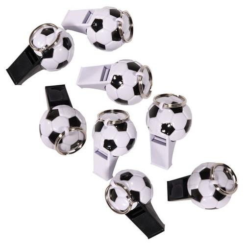 JAKO-O Trillerpfeifen Fußball, weiß