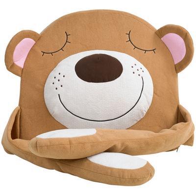 JAKO-O Bettbeschützer-Bär, braun