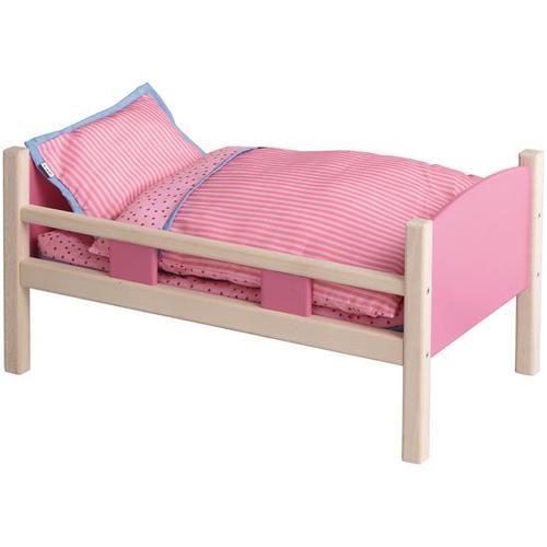 JAKO-O Puppen-Bett, rosa