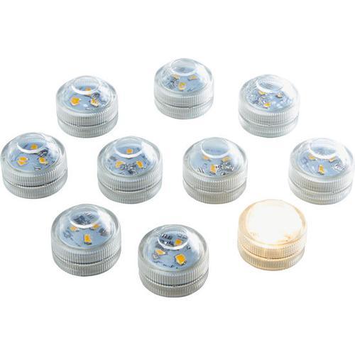 JAKO-O Elektrische LED-Teelichter, weiß