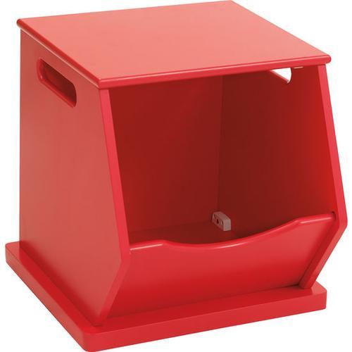 JAKO-O Aufräumkiste klein, rot