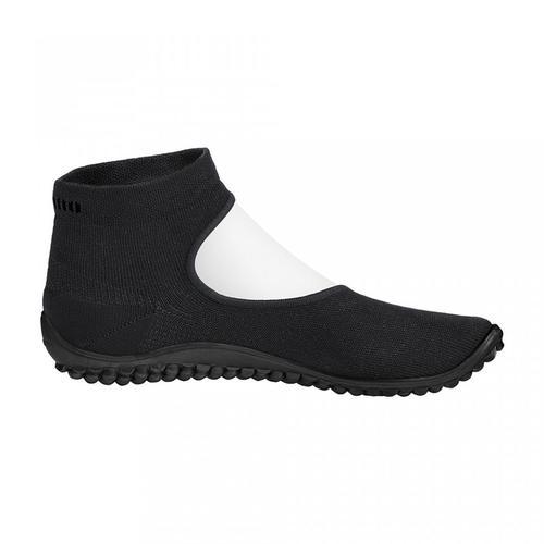 Leguano Ballerina Schuhe Damen schwarz 44/45